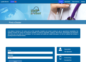 lankadoctor.com