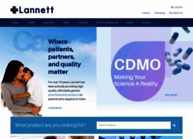 lannett.com