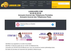 lannuaire.com