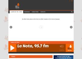 lanota957fm.com