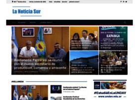 lanoticiasur.com.ar