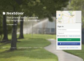 lansdowne.nextdoor.com