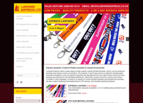 lanyardexpress.co.uk