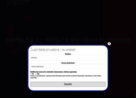 lanzaderamusic.com