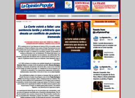 laopinionpopular.com.ar
