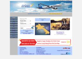 laos-airlines.com