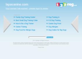 lapacanine.com