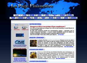 lapagefinanciere.fr