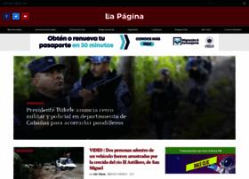 lapagina.com.sv