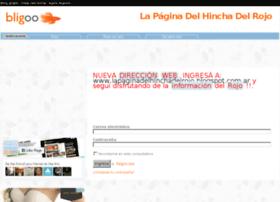 lapaginadelhinchadelrojo.bligoo.com.ar