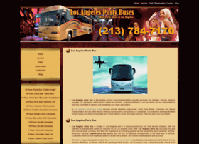 lapartybuses.com