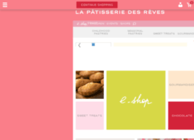 lapatisseriedesreves.fr