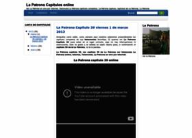 lapatronacapitulo.blogspot.com