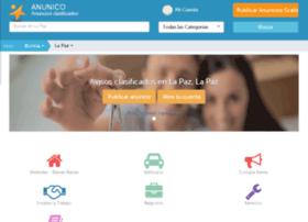 lapazciudad.anunico.com.bo