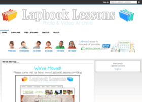 lapbooklessons.ning.com