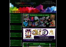 lapelpinbadges.co.uk