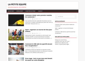 lapetiteequipe.fr