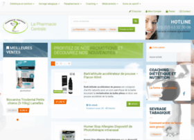 lapharmaciecentrale.fr