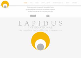 lapidus.org.uk