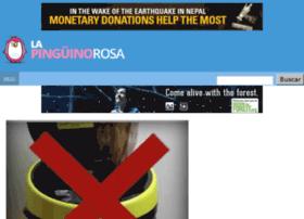 lapinguinorosa.com