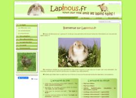 lapinous.fr