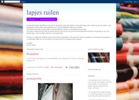 lapjesruilen.blogspot.com