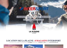 laplagne-intersport.com