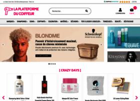 laplateformeducoiffeur.com