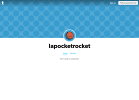lapocketrocket.tumblr.com