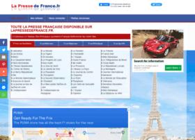 lapressedefrance.fr