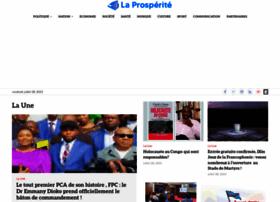 laprosperiteonline.net