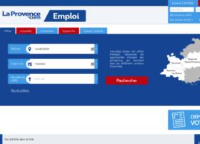 laprovence-emploi.com