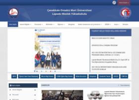 lapsekimyo.comu.edu.tr