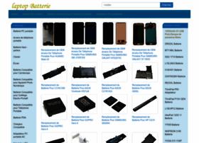 laptop-batterie.com