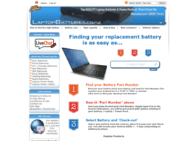 laptopbatteries.co.nz