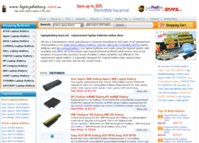 laptopbattery-mart.net
