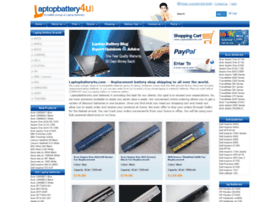 laptopbattery4u.com
