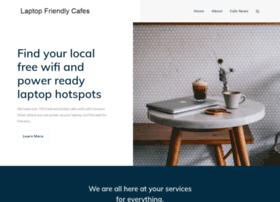 laptopfriendlycafes.com