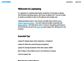 laptoping.com