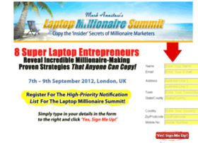 laptopmillionairesummit.com