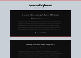 laptoprepairbrighton.net