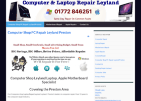 laptoprepairleyland.co.uk