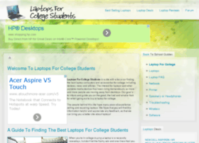 laptopsforcollegestudents.com