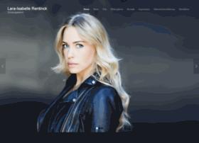 lara-isabelle-rentinck.com