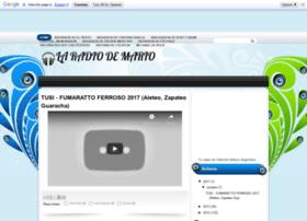 laradiodemario.blogspot.com