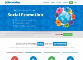 laravel.socialadr.com