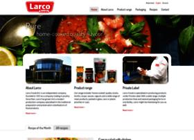 larcofoods.com