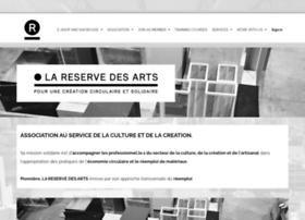 lareservedesarts.org