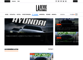 larevueautomobile.com