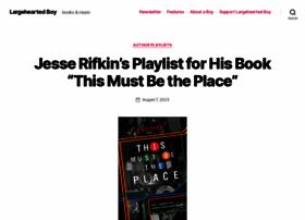 largeheartedboy.com